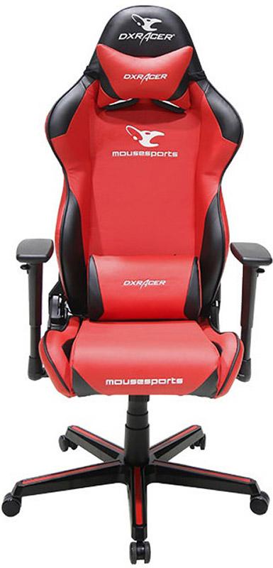 Геймерское кресло DXRacer Special Editions Mousesports OH/RZ175/RN/MOUZ/DX (Red/Black)Кресло DXRacer Special Editions Mousesports OH/RZ175/RN/MOUZ/DX с логотипом немецкой киберспортивной команды MouseSports. Эта крутая команда  &amp;ndash; глобальный партнер DXracer, что говорит о мировом признании наших игровых кресел профессиональными игроками. Данная модель &amp;ndash; комфортный прототип кресла гонщика, усовершенствованная версия серии formula. Спинка изделия стала еще выше, шире, эргономичнее. Специальный наполнитель обеспечит комфортное времяпровождение &amp;ndash; изделие рассчитано на продолжительное беспрерывное использование.<br>