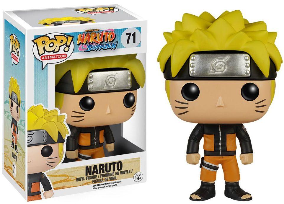 Фигурка Funko POP Animation Naruto Shippuden: Naruto (9,5 см)Фигурка Funko POP Animation Naruto Shippuden: Naruto воплощает собой Наруто Узумаки (Naruto, шиноби Конохи, носитель девятихвостого лиса) из аниме и манги «Наруто» (Naruto Shippuuden).<br>
