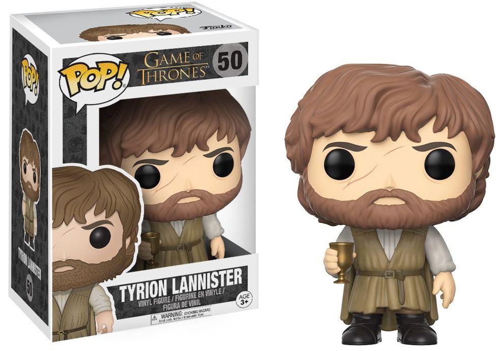Фигурка Funko POP Game Of Thrones: Tyrion Lannister (9,5 см)Фигурка Funko POP Game Of Thrones: Tyrion Lannister воплощает собой Тириона Ланнистера (Tyrion Lannister) из сериала «Игра престолов».<br>