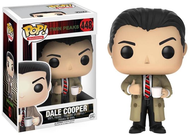 Фигурка Funko POP Television Twin Peaks: Agent Cooper (9,5 см)Фигурка Funko POP Television Twin Peaks: Agent Cooper воплощает собой специального агента ФБР Дейла Купера из сериала «Твин Пикс».<br>