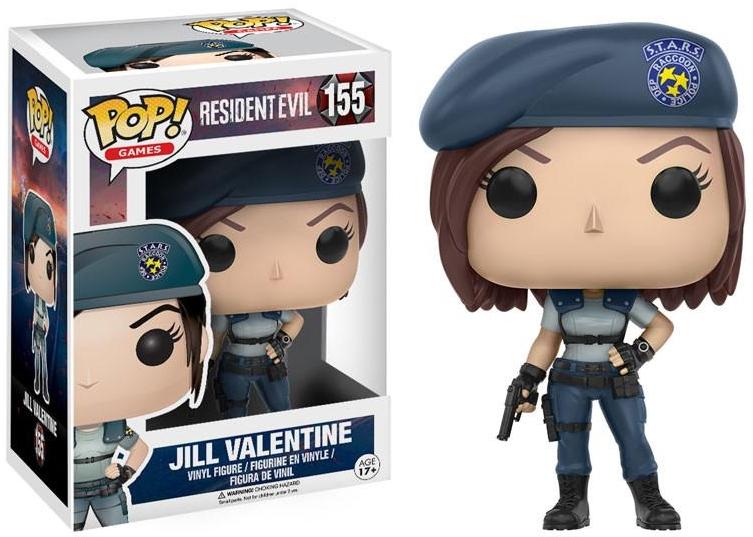 Фигурка Funko POP Games Resident Evil: Jill Valentine (9,5 см)Фигурка Funko POP Games Resident Evil: Jill Valentine воплощает собой Джилл из культовой серии хоррор-игр Resident Evil.<br>