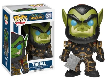 Фигурка Funko POP Games World of Warcraft: Thrall (15,24 см)Фигурка Funko POP Games World of Warcraft: Thrall воплощает собой Тралла из игры «World of Warcraft».<br>