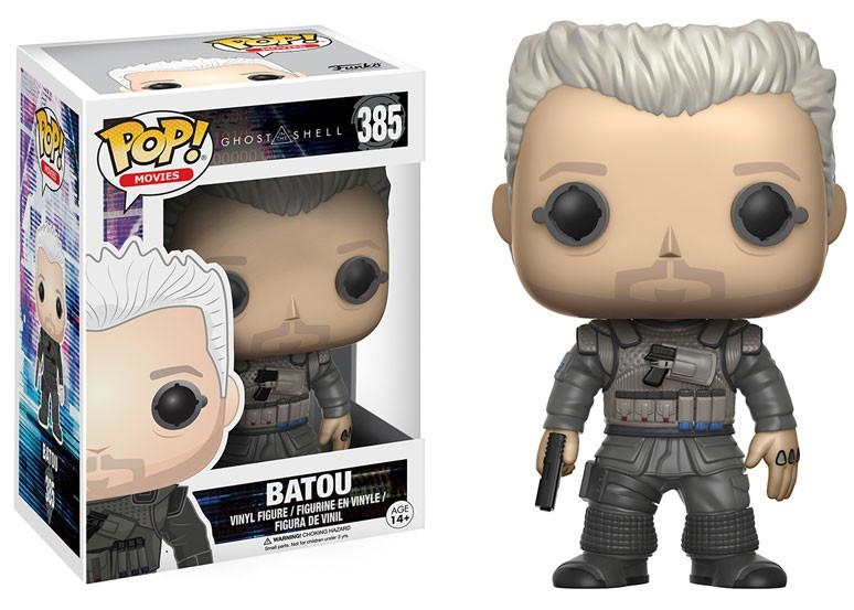 Фигурка Funko POP Movies Ghost in the Shell: Batou (9,5 см) laying the ghost