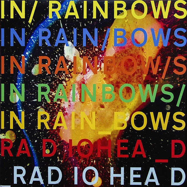 Radiohead – In Rainbows (LP) radiohead stockholm