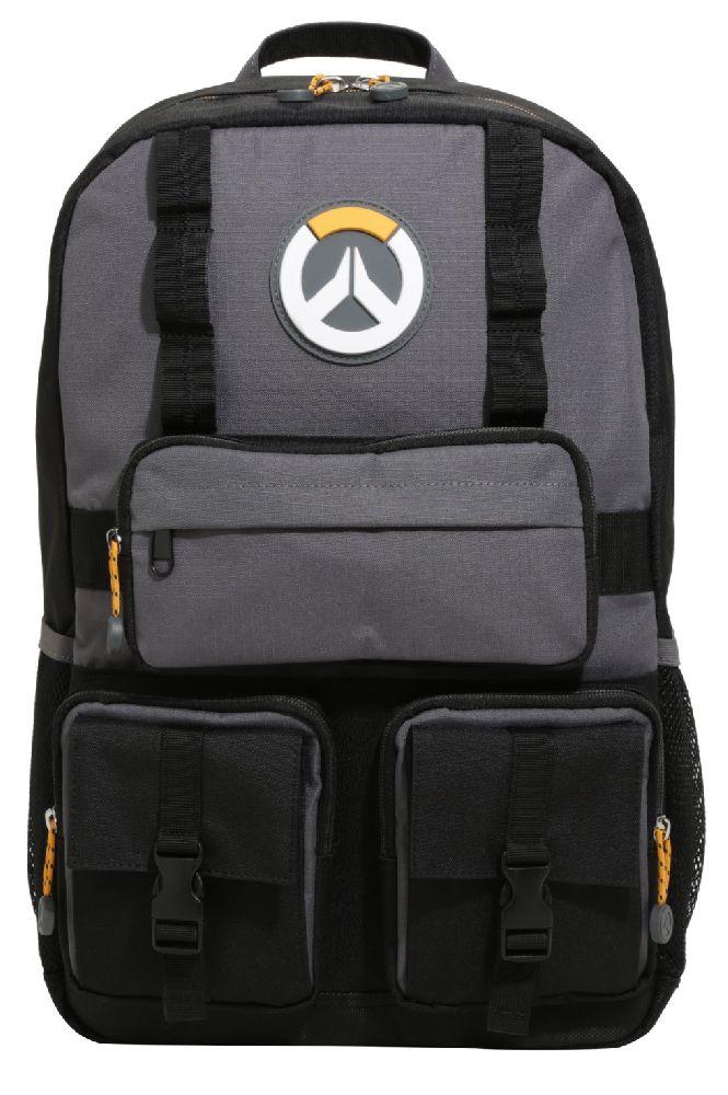 Рюкзак Overwatch: Tactical BuiltКаждый из фанатов одной из самых популярных многопользовательских игр Overwatch хотел, чтобы этот рюкзак висел у него за спиной.<br>