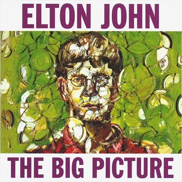 Elton John – The Big Picture (2 LP) 8 mile music from and inspired by the motion picture 2 lp
