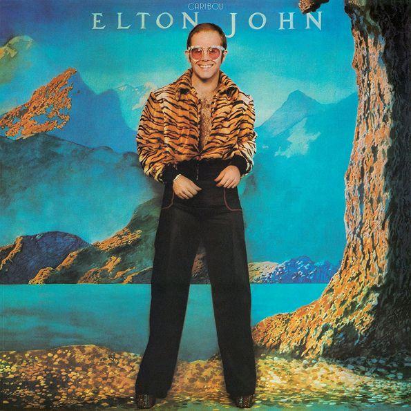 Elton John – Caribou (LP)Ремастированное переиздание восьмого студийного альбома Элтона Джона Caribou, вышедшего в 1974 году.<br>