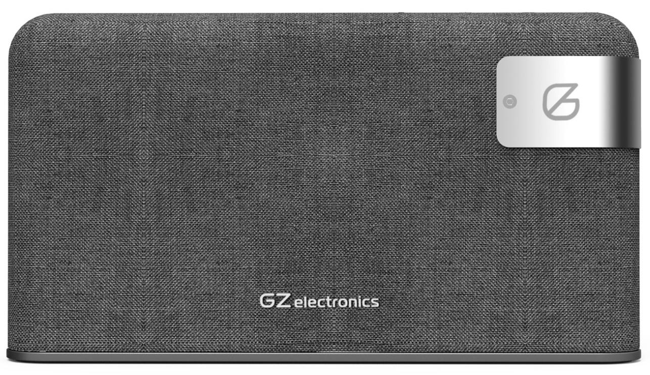 Портативная беспроводная колонка LoftSound GZ-55-GY (серый) от 1С Интерес