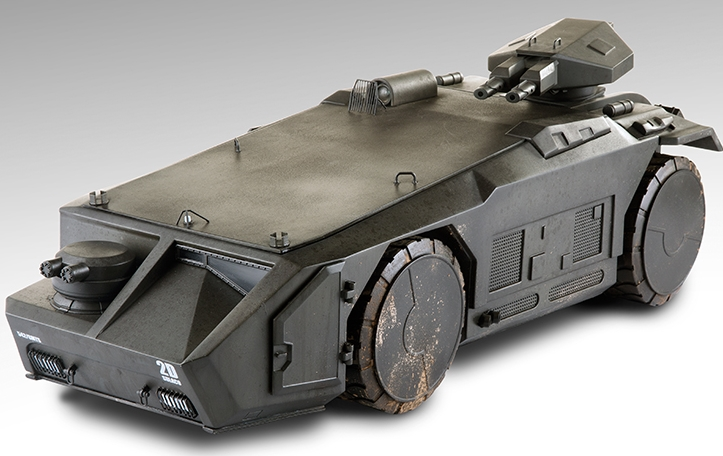 Коллекционная фигурка Alien: Armored Personal Carrier APC (50 см)Закажите коллекционную фигурку Alien: Armored Personal Carrier APC и получите 1500 дополнительных бонусов на вашу карту.<br>