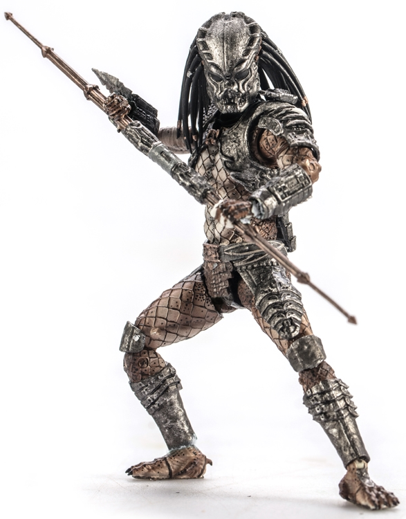 Коллекционная фигурка Predator 2: Guardian Predator (11,5 см)Закажите коллекционную фигурку  Predator 2: Guardian Predator и получите 150 дополнительных бонусов на вашу карту.<br>