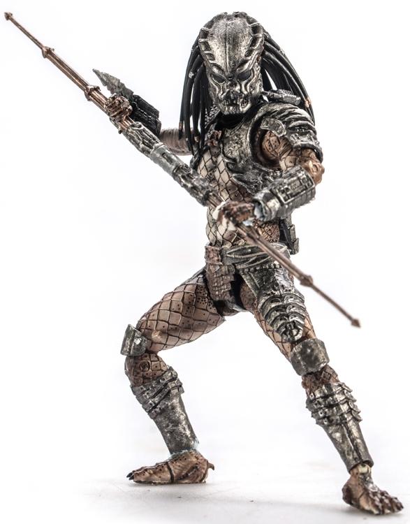 Коллекционная фигурка Predator 2: Guardian Predator (11,5 см) predator