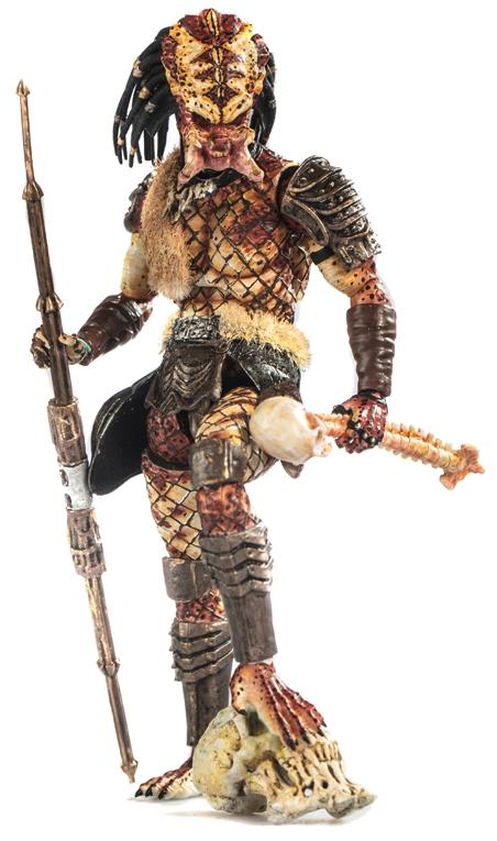 Коллекционная фигурка Predator 2: Shadow Predator (aka Snake) (11,5 см) predator