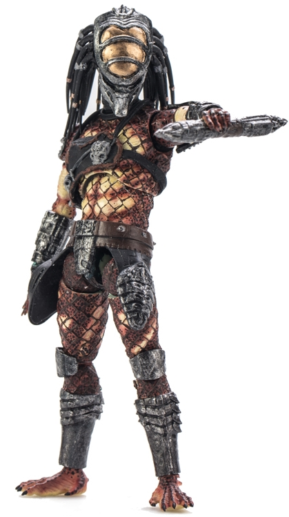 Коллекционная фигурка Predator 2: City Boar Predator (11,5 см) predator