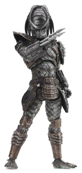 Коллекционная фигурка Predator 2: Warrior Predator (11,5 см)Закажите коллекционную фигурку Predator 2: Warrior Predator  и получите 150 дополнительных бонусов на вашу карту.<br>