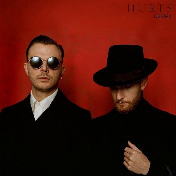 Hurts – Desire (CD)Desire – 4-й студийный альбом на двойном виниле синти-поп дуэта Hurts (Тео Хатчкрафт (вокал), Адам Андерсон (электроника, гитара)).<br>