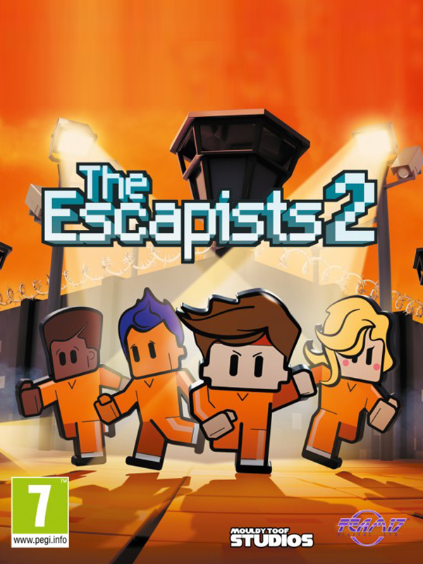 The Escapists 2 (Цифровая версия)Мастерите, воруйте, деритесь и убегайте! Пора совершить побег из самых строгих тюрем мира, вернувшись к жизни заключенных в The Escapists 2. А у вас хватит сил на побег? Лучшая тюремная песочница!<br>