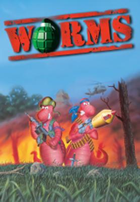 Worms (Цифровая версия)Подорвите гранату в завалах своей памяти вместе с оригинальной классической пошаговой стратегией Worms! До 4 команд червяков сражаются на постоянно меняющемся поле боя, на которое падают ящики с оружием, безумные взрывающиеся овцы и многое другое. Эта игра взяла множество призов - самое время узнать, с чего вдруг такая шумиха.<br>