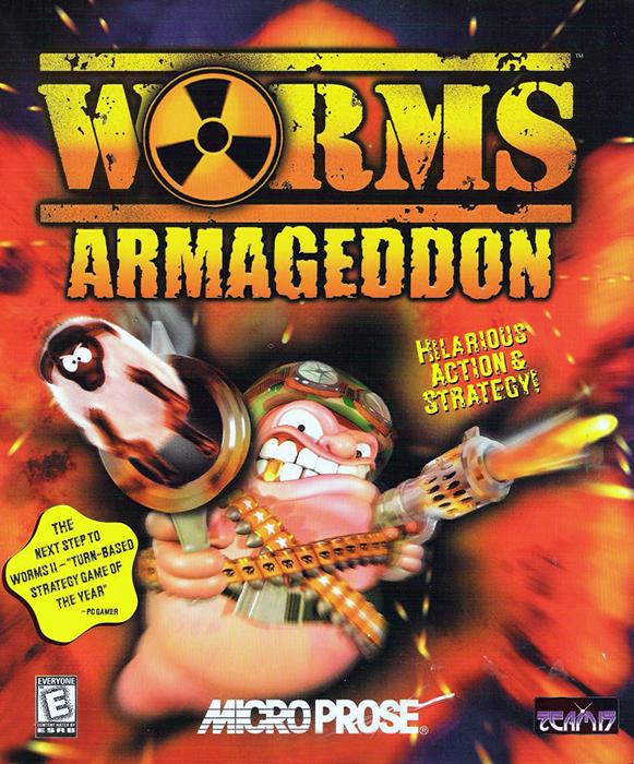 Worms: Armageddon (Цифровая версия)Смелые беспозвоночные возвращаются, чтобы отомстить, в любимой игре Worms™ Armageddon. Это радость и веселье, которыми вы можете наслаждаться в одиночку или вместе со своими друзьями.<br>