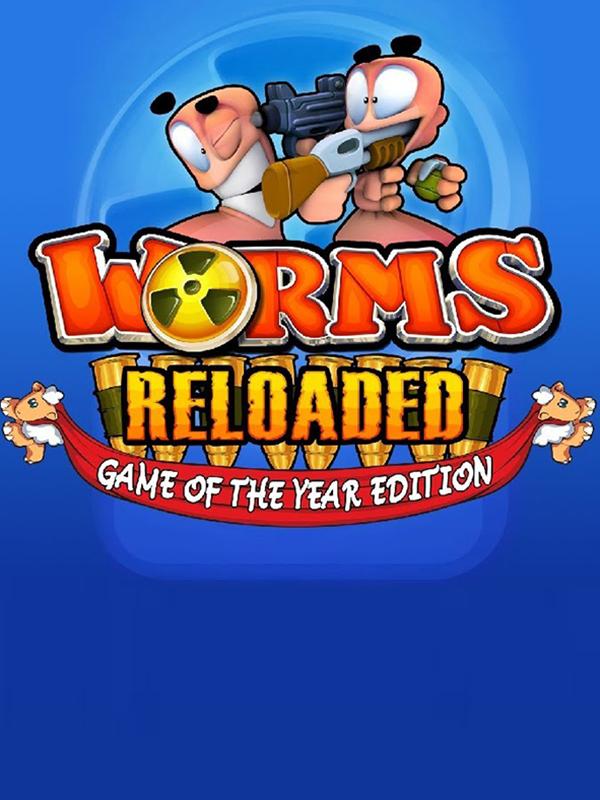 Worms: Reloaded. Game Of The Year [PC, Цифровая версия] (Цифровая версия)Спустя десять лет после выхода Worms Armageddon, пошаговое комичное месиво продолжается в переработанной Worms Reloaded, доступной для ПК на Steam. Worms Reloaded предлагает вашему вниманию многопользовательскую игру до четырех человек и с компьютером, поддержку голосовой связи, связку новых сумасшедших оружий (и это не считая некоторые самые запоминающиеся оружия из предыдущих частей серии), достижения, таблицу рекордов, новые фоновые темы в высоком разрешении, обширный список замков для нового режима «Замок», новые редактор ландшафта, новые режимы игры, шляпы, костюмы и голосовые наборы червячков.<br>