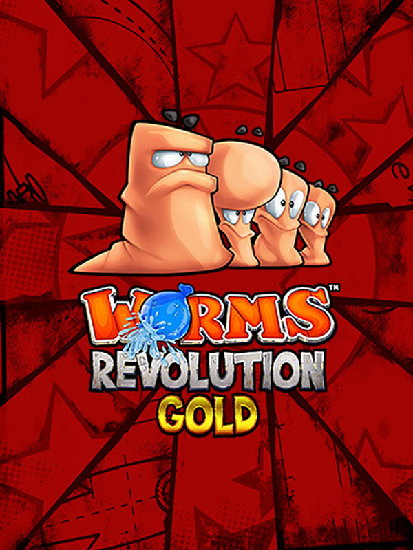 Worms: Revolution. Gold Edition (Цифровая версия)