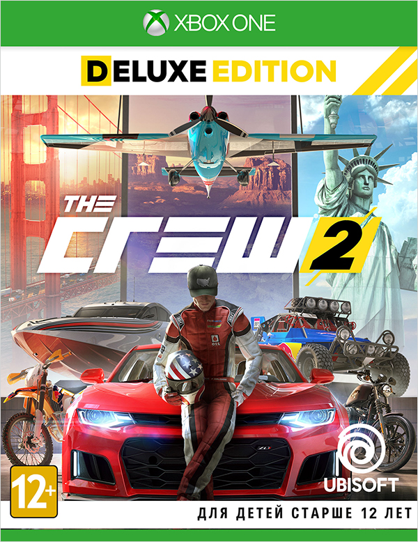 все цены на  The Crew 2. Deluxe Edition [Xbox One]  онлайн