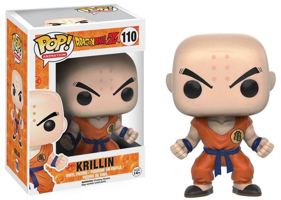 Фигурка Funko POP Animation Dragonball Z: Krillin (9,5 см)Фигурка Dragonball Z: Krillin воплощает собой героя аниме-сериала, который является адаптацией последних 325 глав манги Акиры Ториямы «Жемчуг дракона».<br>