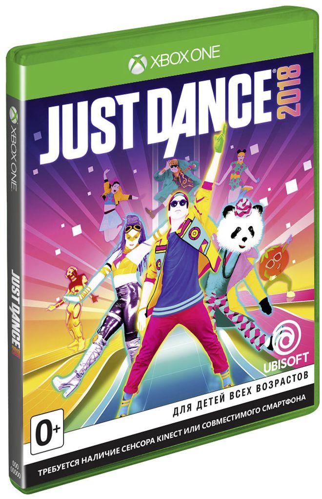 Just Dance 2018 [Xbox One]Закажите игру Just Dance 2018 до 17:00 часов 24 октября 2017 года и получите в подарок держатель для телефона (без возможности выбора цвета).<br>