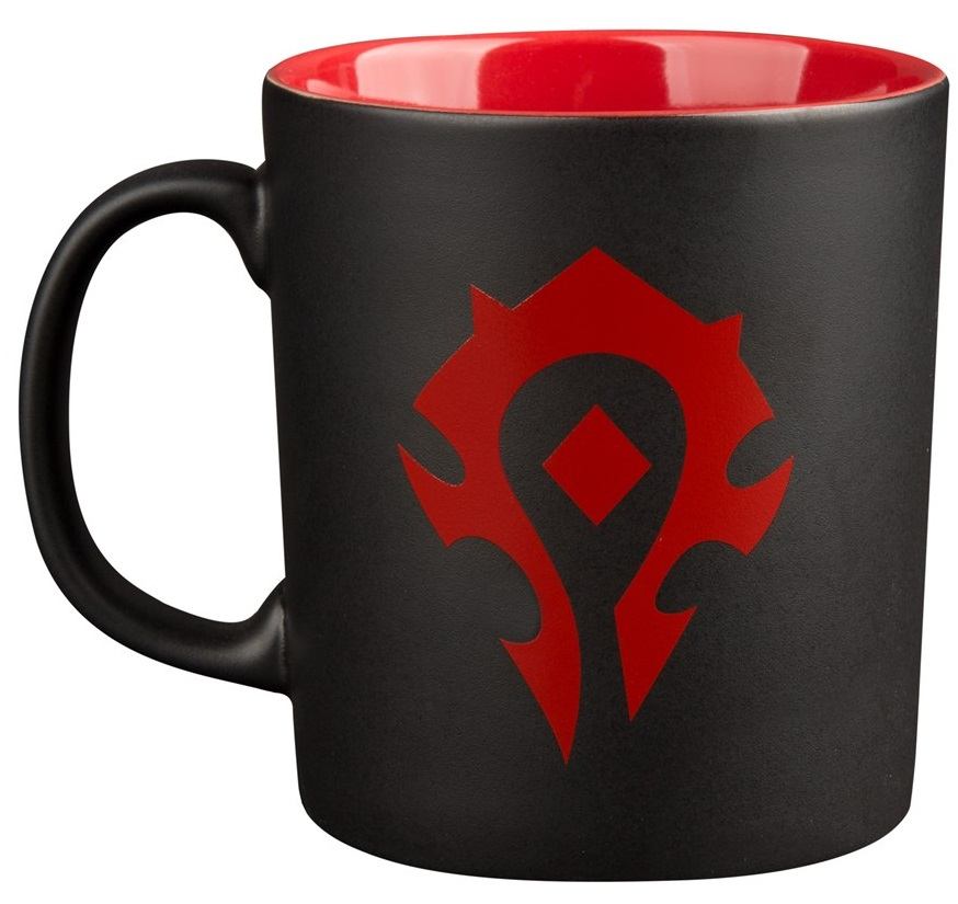 Кружка World Of Warcraft: Horde Logo