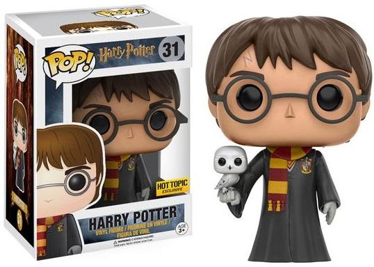 Фигурка Funko POP Harry Potter: Harry w/ Hedwig (Exc) (9,5 см)Фигурка Funko POP Harry Potter: Harry w/ Hedwig (Exc) воплощает собой Гарри Поттера со своей совой Буклей, из культовой серии фильмов о юном волшебнике «Гарри Поттер».<br>