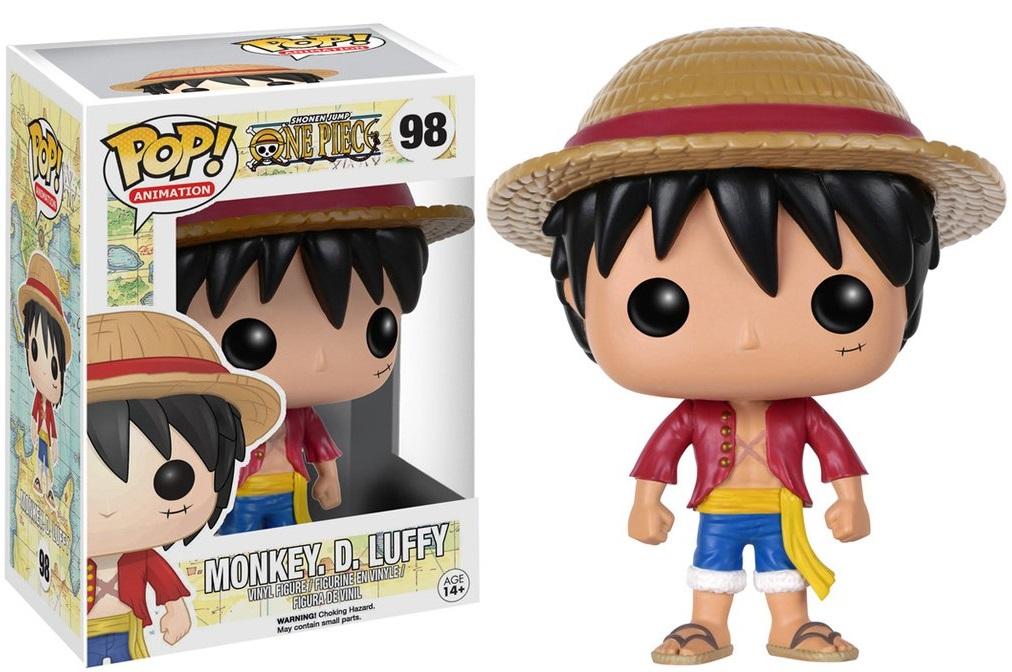 Фигурка Funko POP Animation One Piece: Monkey D. Luffy (9,5 см)Фигурка Funko POP Animation One Piece: Monkey D. Luffy воплощает собой главного персонажа Манки Д. Луффи из аниме-сериала «One Piece».<br>