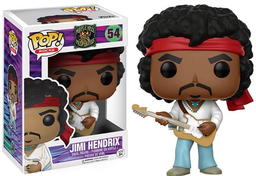 Фигурка Funko POP Rocks: Jimi Hendrix Woodstock (9,5 см)Фигурка Funko POP Rocks: Jimi Hendrix Woodstock воплощает собой легендарного Джими Хендрикса.<br>