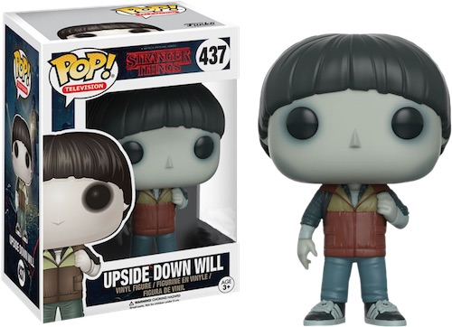Фигурка Funko POP Television Stranger Things: Will Upside Down (Exc) (9,5 см) upside of stress the