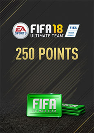 FIFA 18: Ultimate Team. FIFA Points 250 (Цифровая версия) electronic arts fifa17 ult team fifa 2200