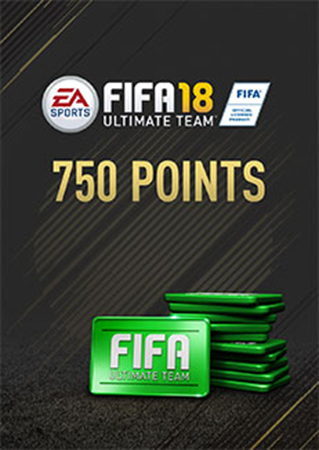 FIFA 18: Ultimate Team. FIFA Points 750 (Цифровая версия) electronic arts fifa17 ult team fifa 2200