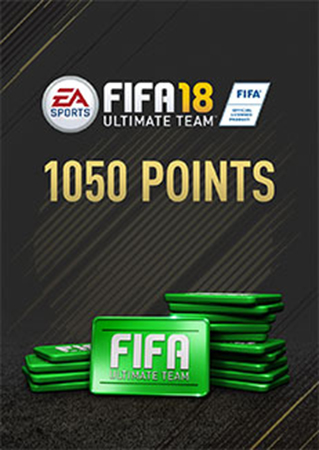 FIFA 18: Ultimate Team. FIFA Points 1050 (Цифровая версия) electronic arts fifa17 ult team fifa 2200