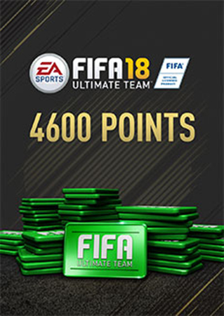 FIFA 18: Ultimate Team. FIFA Points 4600 (Цифровая версия) electronic arts fifa17 ult team fifa 2200