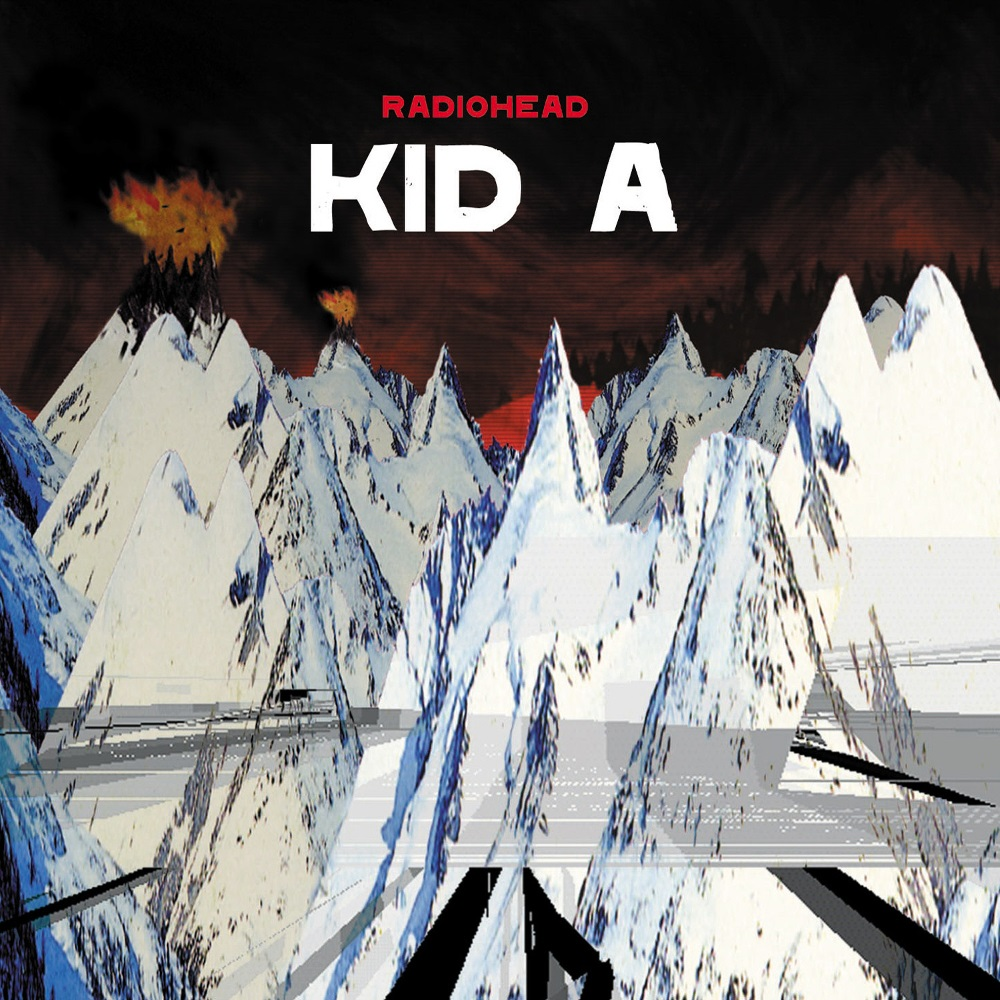 Radiohead – Kid A (2 LP) кид рок kid rock devil without a cause 2 lp
