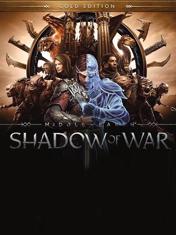 Средиземье: Тени войны (Middle-earth: Shadow of War). Gold Edition (Цифровая версия)