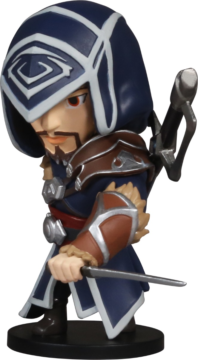 Коллекционная фигурка Assassins Creed Soul Hunters: Ezio Revelations (8 см)Ubicollectibles представляет: фигурка Эцио, героя Assassin's Creed, в популярной мобильной RPG Soul Hunters от Lilith Games. В коллекцию входит две высокодетализированные фигурки легендарного ассасина высотой 8 см.&#13;<br>&#13;<br>&#13;<br>Закажите коллекционную фигурку Ezio Revelations, представляющую собой легендарного асассина Эцио Аудиторе из игры Assassin's Creed «Откровения», уже сейчас и вы получите 70 дополнительных бонусов на карту 1С Интерес.<br>