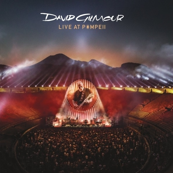 David Gilmour – Live At Pompeii (2 CD) cd диск pink floyd wish you were here immersion box set 5 cd