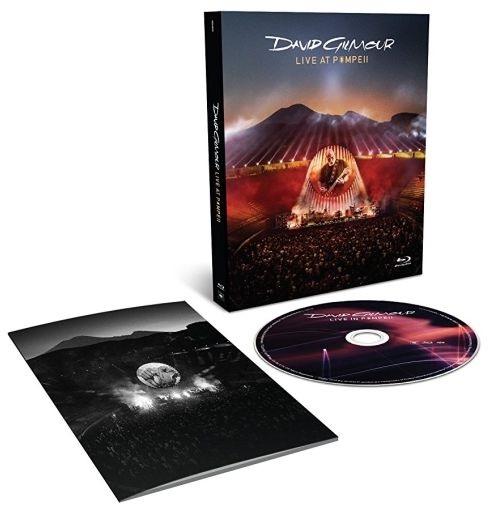 David Gilmour – Live At Pompeii (Blu-Ray)Live At Pompeii – концертный альбом великого гитариста Pink Floyd Дэвида Гилмора.<br>