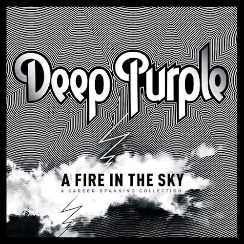 Deep Purple – A Fire In The Sky (CD) fire in the rain