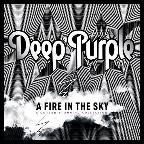 Deep Purple – A Fire In The Sky (3 CD)A Fire In The Sky – новая антология британских хард-рокеров Deep Purple. Издание представляет собой подборку песен из 19 студийных альбомов Deep Purple, выпущенных в промежутке с 1968 по 2013 годы.<br>
