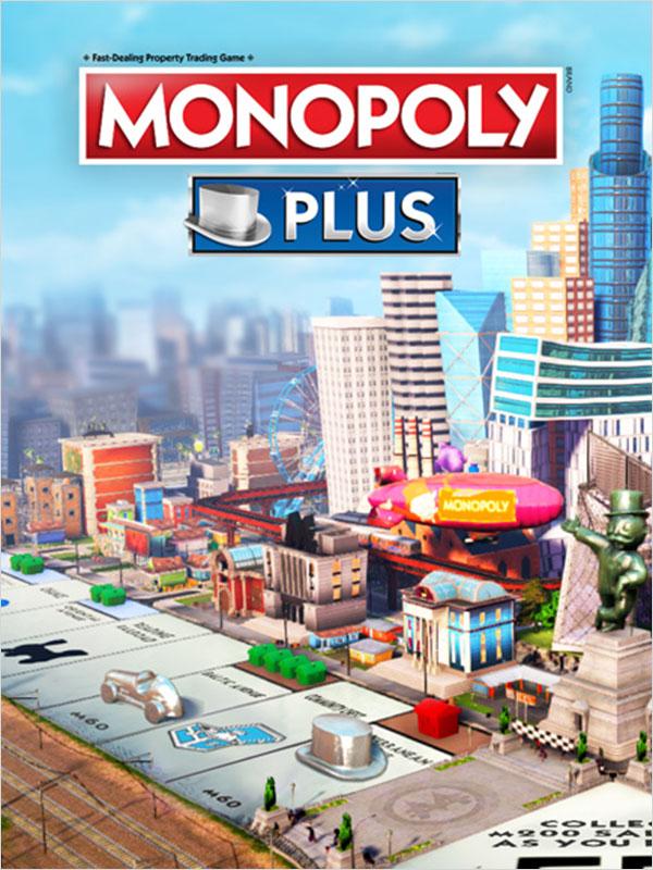 Monopoly Plus [PC, Цифровая версия] (Цифровая версия)