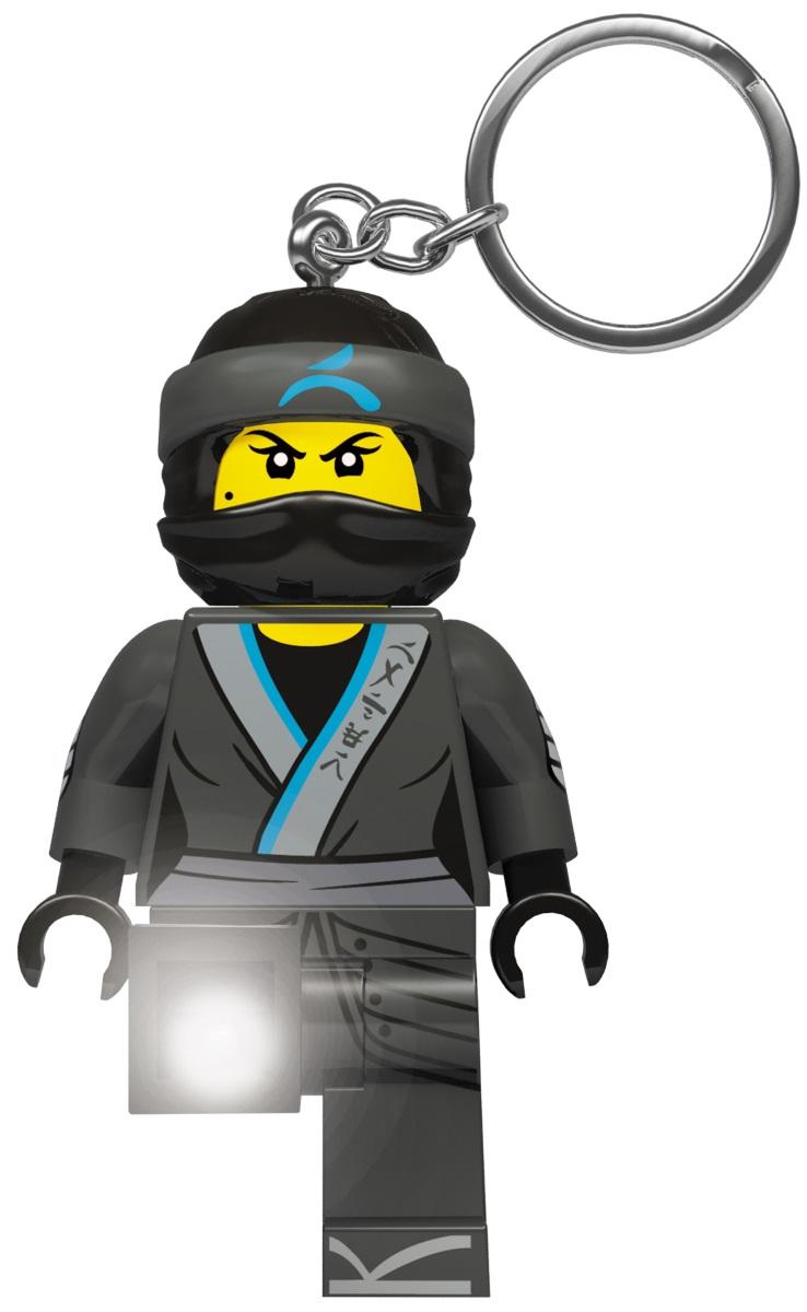 Брелок-фонарик LEGO Ninjago Movie: NyaБрелок-фонарик LEGO Ninjago Movie: Nya станет прекрасным подарком для поклонников фантастической серии.<br>