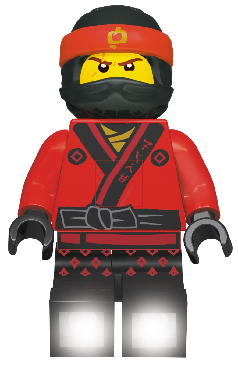 Фонарь LEGO Ninjago Movie: Kai lego ninjago 70737 битва механических титанов