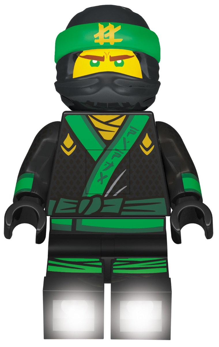 Фонарь LEGO Ninjago Movie: LloydФонарь LEGO Ninjago Movie: Lloyd станет прекрасным подарком для поклонников фантастической серии.<br>