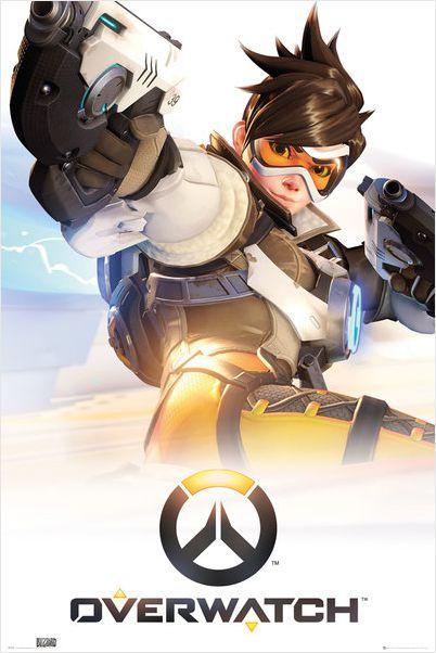 Плакат Overwatch: Key ArtПлакат Overwatch: Key Art создан по мотивам компьютерной игры в жанре шутера от первого лица, разработанной компанией Blizzard Entertainment.<br>