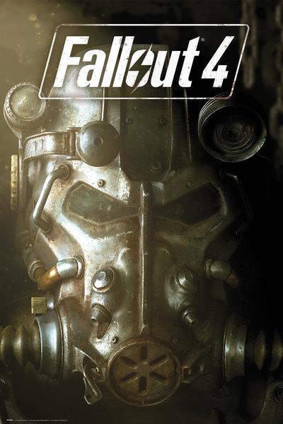 Плакат Fallout 4: MaskПлакат Fallout 4: Mask создан по мотивам компьютерной ролевой игры Fallout, действие которой происходит в мире, пережившем ядерную войну.<br>