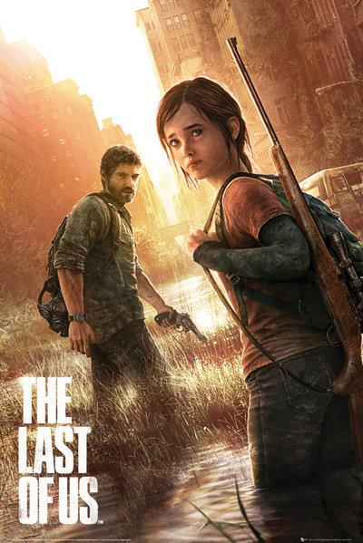 Плакат The Last Of Us: Key Art плакат the last of us key art